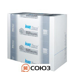 Пенопласт Knauf Therm Roof (1200х1000х50) 0,06м3, 1,2м2, 20л/уп